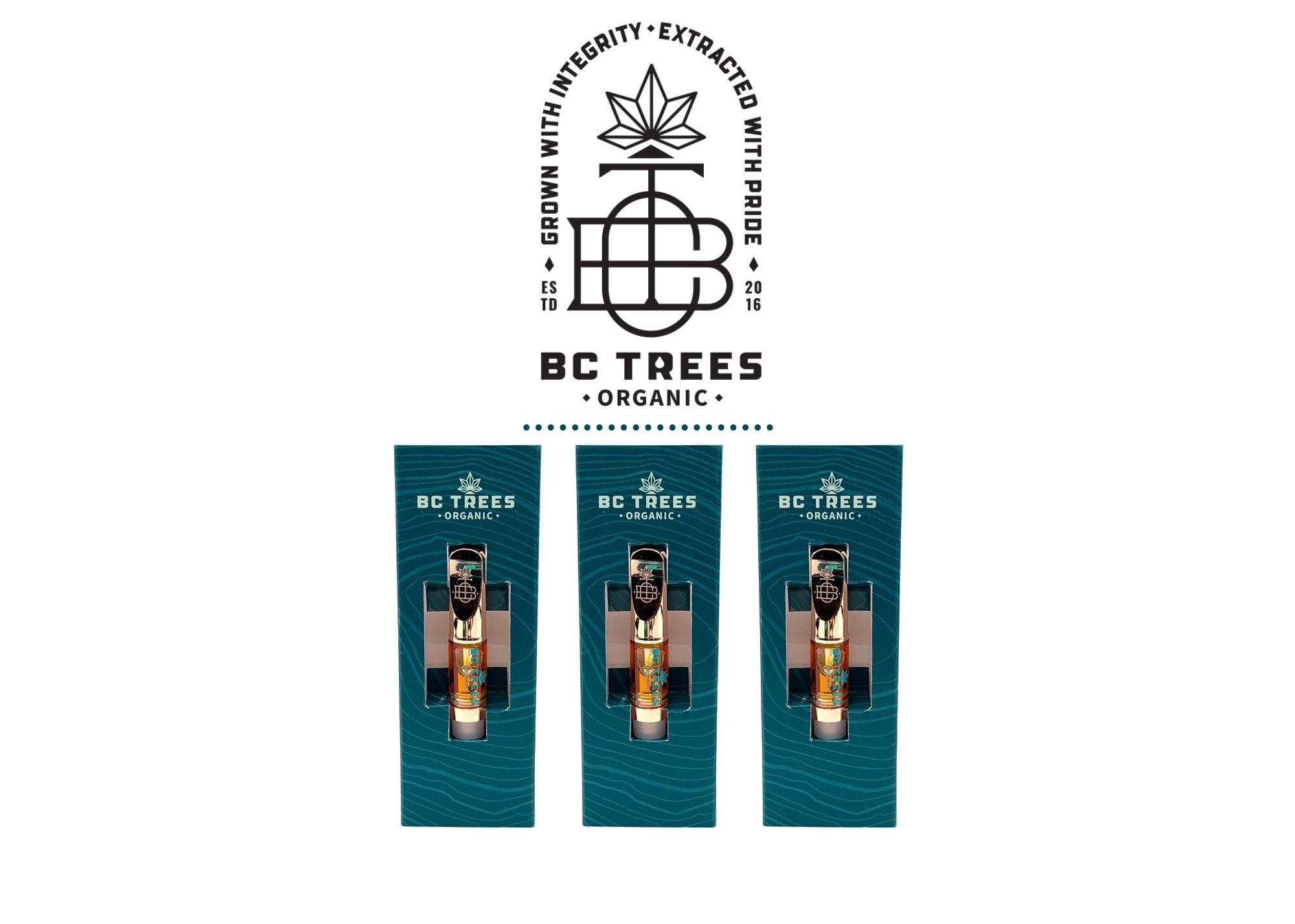 BC Trees - Product Category Header Logo