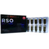 Herb Angels RSO THC Capsules packet displayed in front of a white background