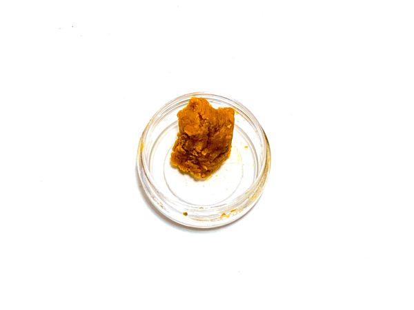 Kootenay Labs - Tangerine Dream Budder / Wax packets displayed on Phatnug Canada Online Weed Dispensary