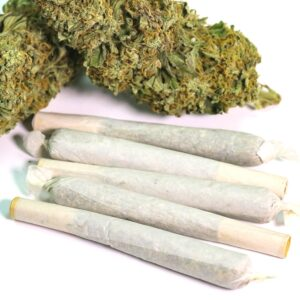 Pre-Roll Joints 5 Pack - 0.5g - Sativa, Indica, Hybrid