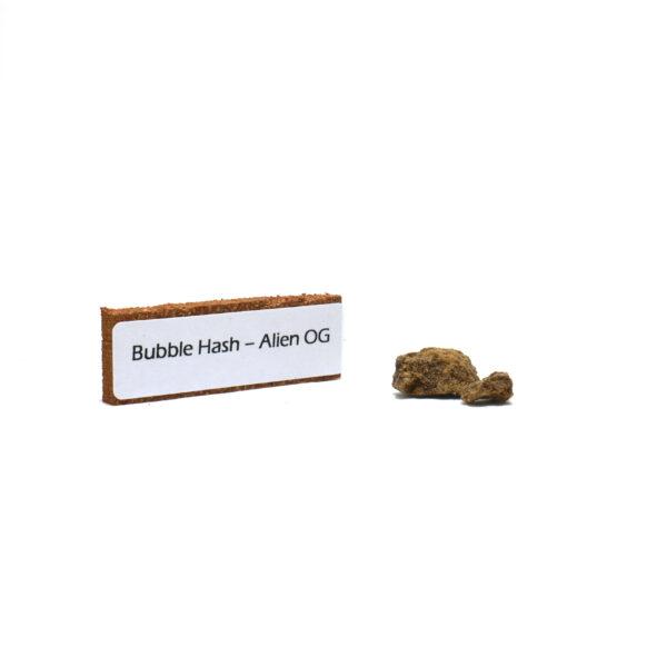 Bubble Hash - Concentrates - Alien OG