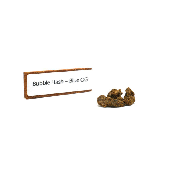 Bubble Hash - Concentrates - Blue OG