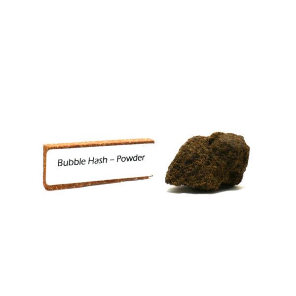 Bubble Hash - Concentrates - Powder