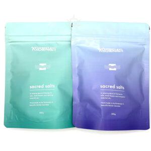 Kootenay Labs - Sacred Bath Salts - CBD & 1:1 Blend