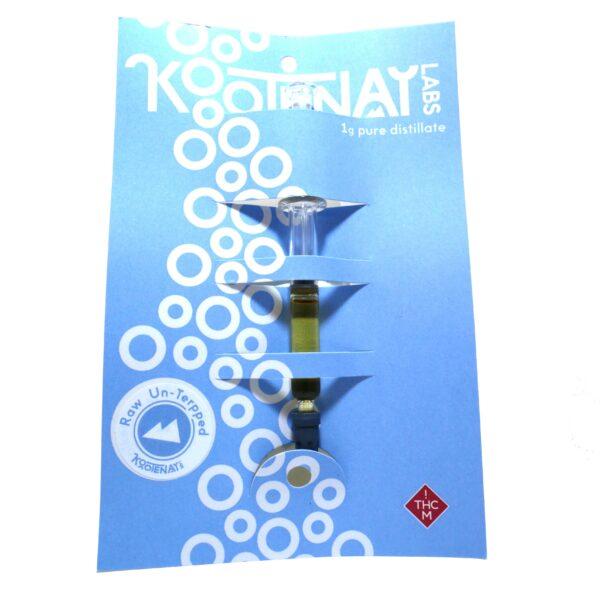 Kootenay Labs - Distillate - 1000mg THC