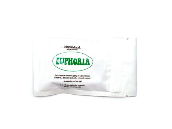 MushMood Capsules - Psilocybin Capsules - 333mg