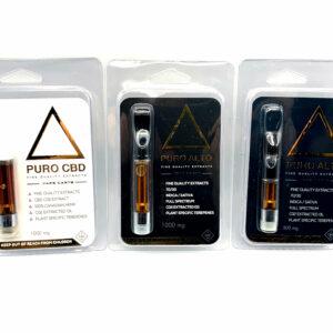 Puro Alto Vape Cartridges - Vapes
