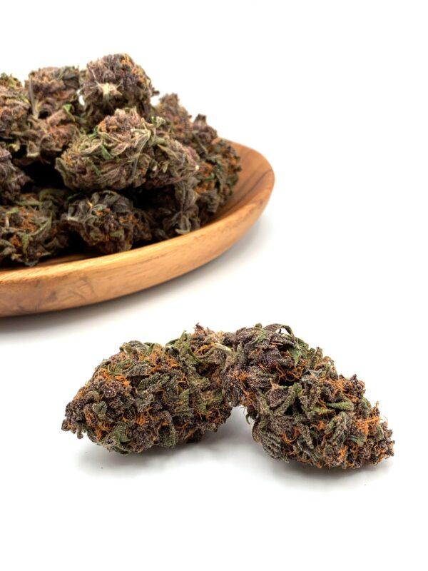Purple Nepal - Indica Hybrid - 19% THC