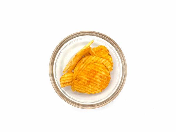 THC Chips - Ruffled - Baked Edibles - 600mg THC